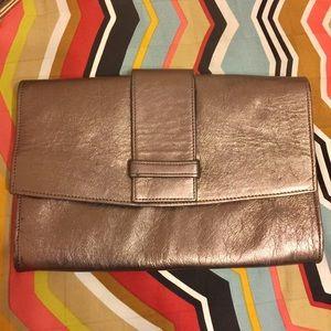 Handbags - Leather Clutch